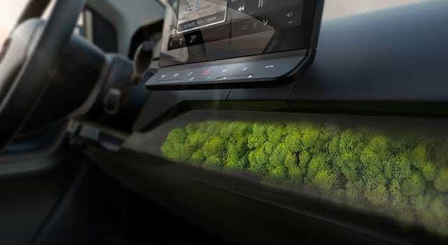 Elektrikli Otomobil Sion'un Ekran Özellikleri
