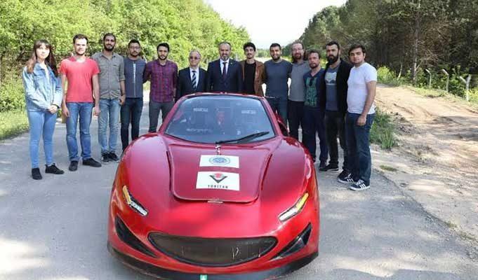 Hacivat Elektrikli Araba | Yeni Elektrikli Araba