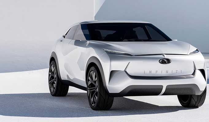 Infiniti QX Inspiration Konsept SUV