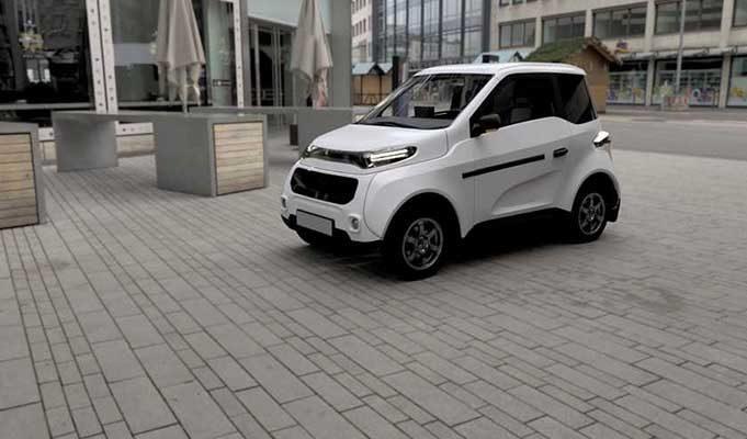Rus Malı Zetta City Module 1 Dünyanın En Ucuz Elektrikli Arabası Olmak İstiyor